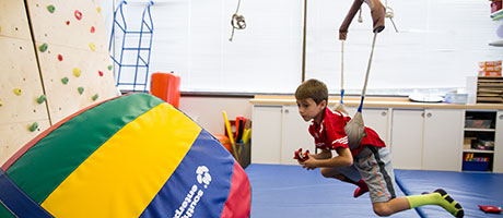 Pediatric occupational therapy evaluations
